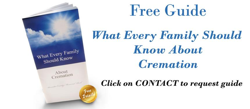 Free Cremation Guide