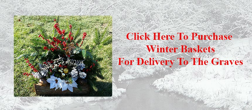 winter baskets ad