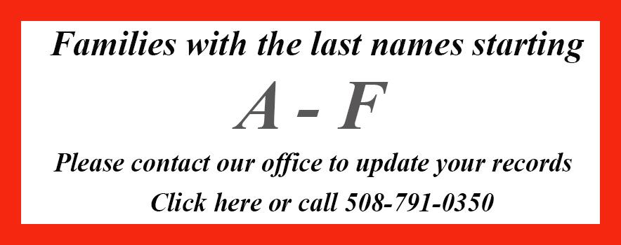 last name update ad